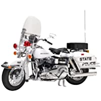 Tamiya 1 / 6オートバイシリーズNo。38ハーレーダビッドソンFLH 1200ポリスタイプ16038プラスチックモデル