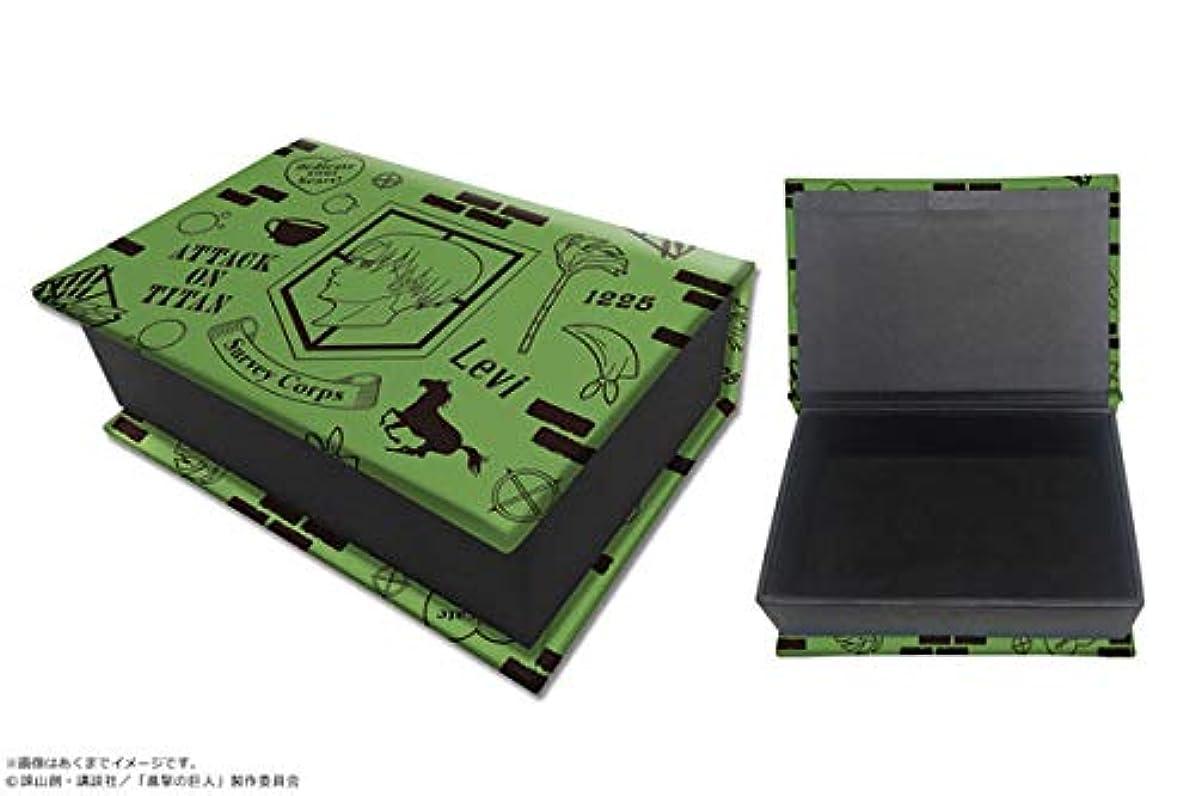 フォルダペン義務づける進撃の巨人 マグネット小箱 02 リヴァイ