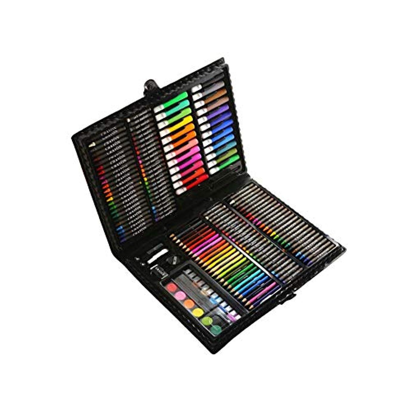 狂ったヒギンズ悪のHongyuantongxun001 絵筆、実用的な絵の子供は芸術の絵具を使用できます、学生の絵の練習の多目的の学用品(168/180/258) カジュアルな絵画 (Color : 168 pieces)