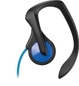 TDK LoR 周囲の音が聞こえるスポーツイヤーフックヘッドホン ブルー TH-SEF301BL