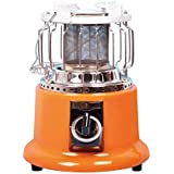 Lacyie ヒーター 2in1屋外ガスストーブ  2タイプ対応 遠赤外線 圧電点火 3つ安全装置搭載 持ち運び 防寒対策 室内 戸外 釣り料理BBQアウトドア 多種類選び可能