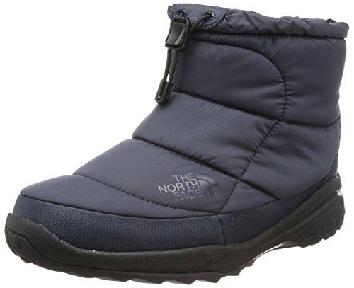 [ザ・ノース・フェイス] ブーツ Nuptse Bootie WP V Short アーバンネイビー×ブラック US 10(28 cm)
