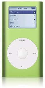 Apple iPod mini 4GB (グリーン) M9434J/A