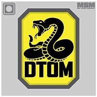 パッチ DTOM PVC(Multicam)