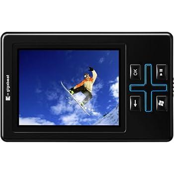 TOSHIBA gigabeat 4GBフラッシュメモリ内蔵ポータブルメディアプレーヤー 無線LAN機能搭載 MET401ver.2.0 ブラック