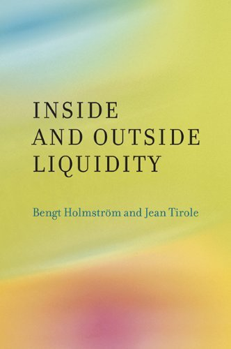 Inside and Outside Liquidity (MIT Press) (English Edition)