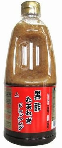 アジア食品 黒酢たまねぎドレッシング業務用 1L