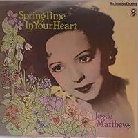 Spring Time In Your Heart - Jessie Matthews LP