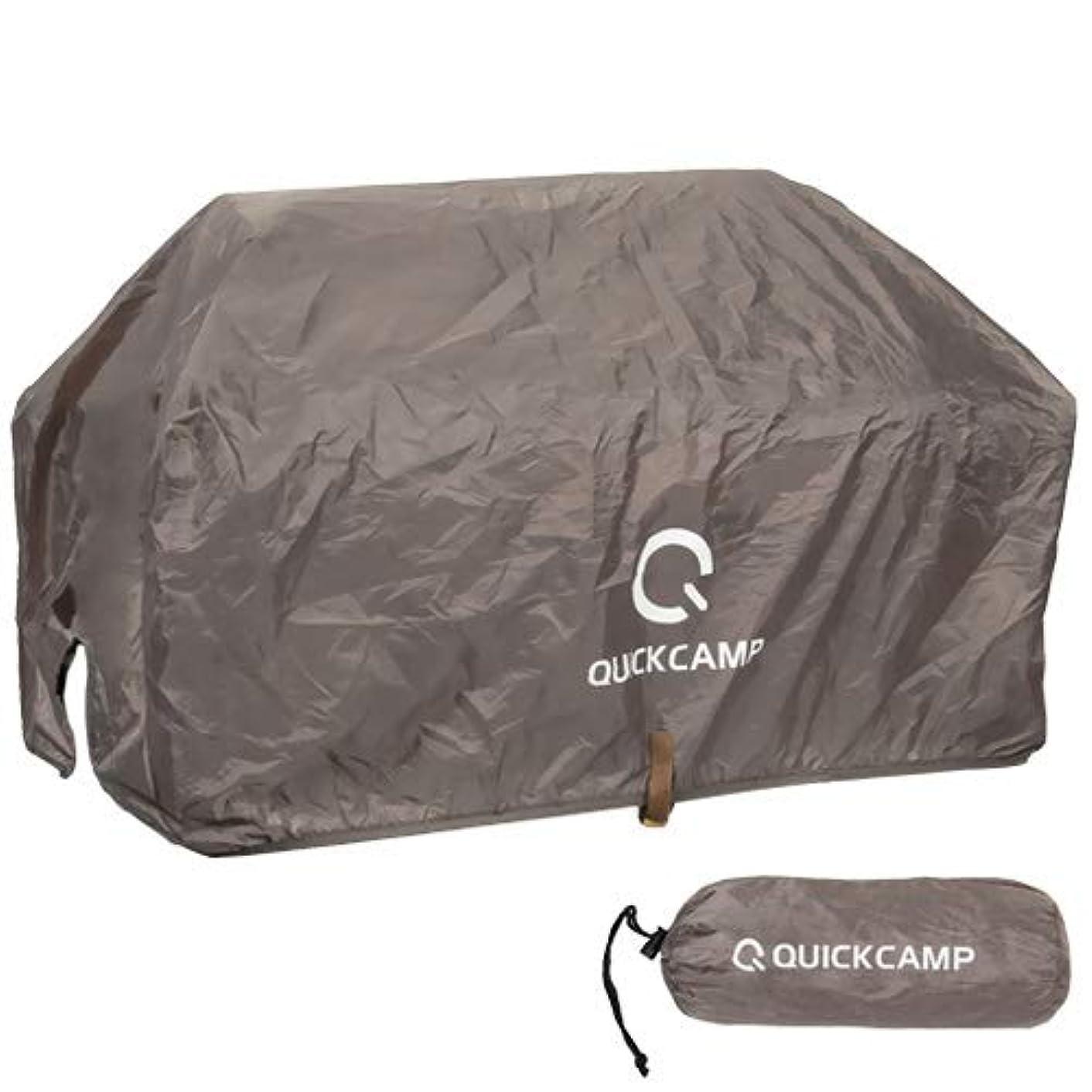 コーン会計士占める[クイックキャンプ] アウトドアワゴン用レインカバー QC-CW90_cover ワゴンカバー