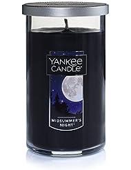 Yankee Candle Midsummer 's Night Medium single-wickタンブラーCandle