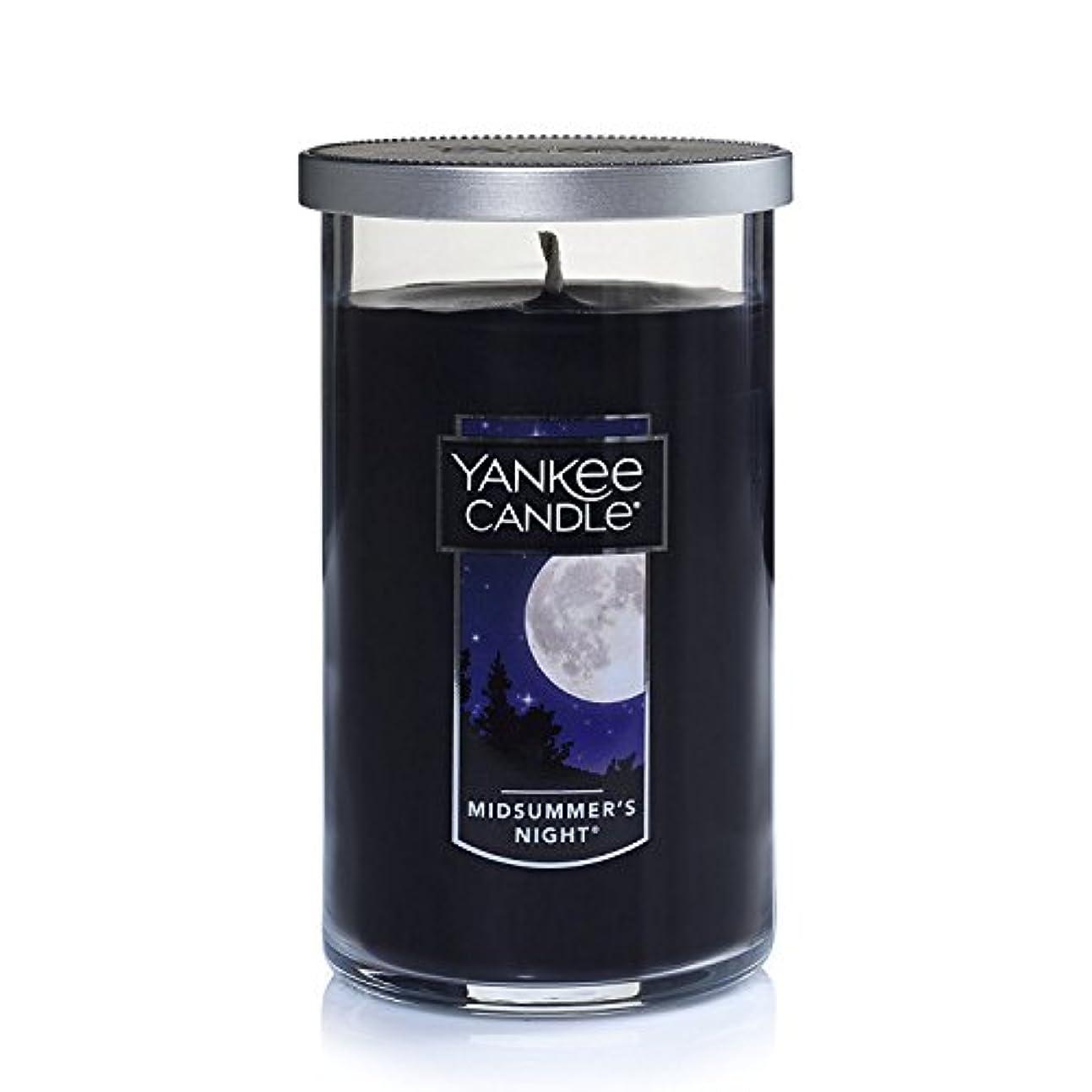 パステルコーデリア関係ないYankee Candle Midsummer 's Night Medium single-wickタンブラーCandle