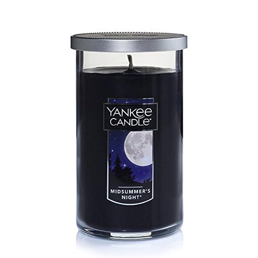 太字北東精巧なYankee Candle Midsummer 's Night Medium single-wickタンブラーCandle