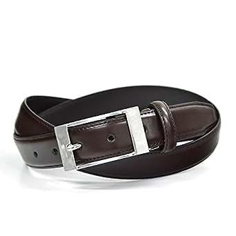 (オルダニ) Oldani Milano 全8タイプ メンズ ビジネス 紳士 本革 ベルト メンズ ビジネスベルト 105cm サイズ調整 可能 デザイン ブラック チョコ ブラウン 牛革 ロングサイズ 紳士用 02
