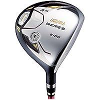 本間ゴルフ フェアウェイウッド BERES Ladies ベレス レディース E-05 フェアウェイウッド 7W(22度) 2Sグレード ARMRQ∞ 39シャフト フレックス:L E-05S22 右 ロフト角:22度 番手:7W