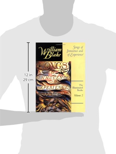 an examination of the book songs of innocence and experience by william blake By: william blake songs of innocence and experience is a collection of poems by william blake that was first published in 1789.