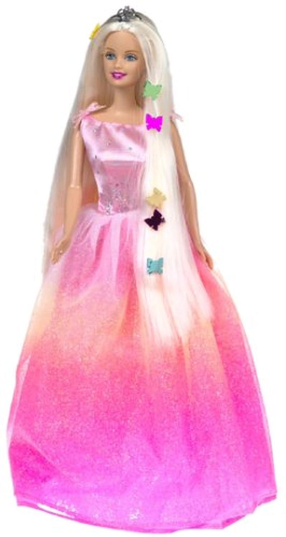 Barbie Rainbow Princess Doll