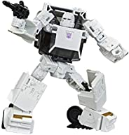 Transformers Toys Generations War for Cybertron: Earthrise Deluxe WFC-E37 Runamuck Action Figure, Kids Ages 8