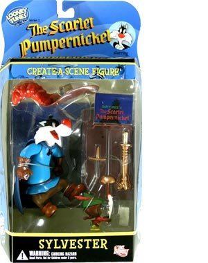 DC Direct - Figurine Looney Tunes Serie 1 - Sylvester - 0761941251554
