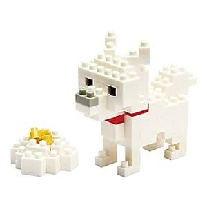 ナノブロック コレクション 北海道犬