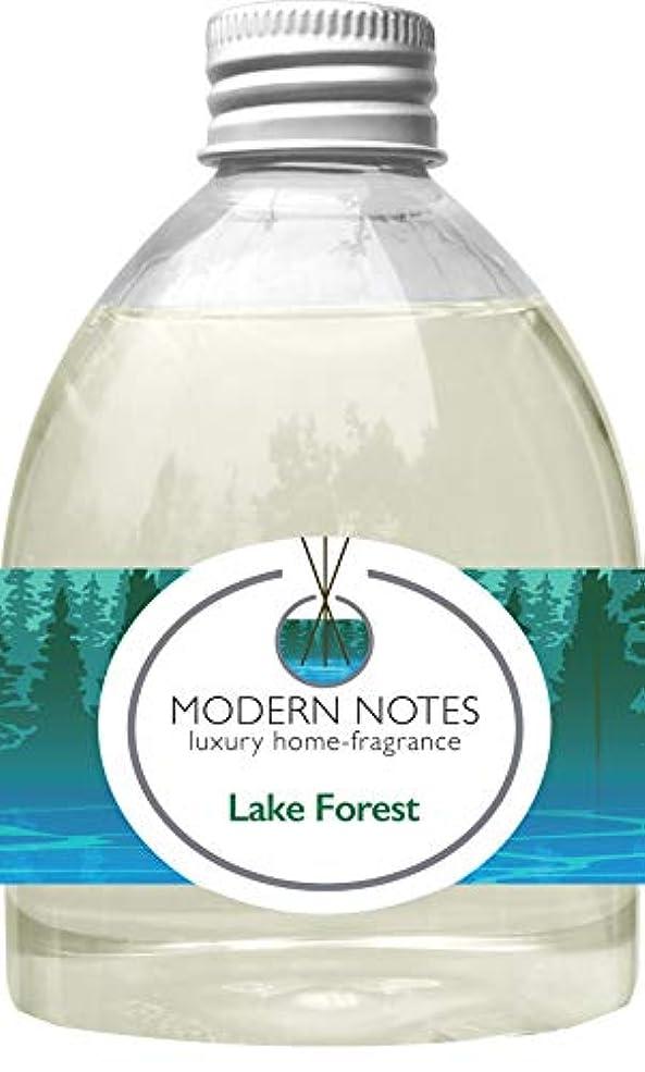 悪因子止まるうねるMODERN NOTES リードディフューザー(大) LAKE FOREST 240mL