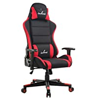 IODOOS ゲーミングチェア 通気性抜群 gaming chair ゲーム用チェア 180度リクラ…