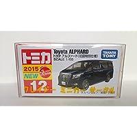 トミカ №12 トヨタ アルファード 初回限定 クレイジーミニカーサークル ケース付 アマゾン倉庫発送