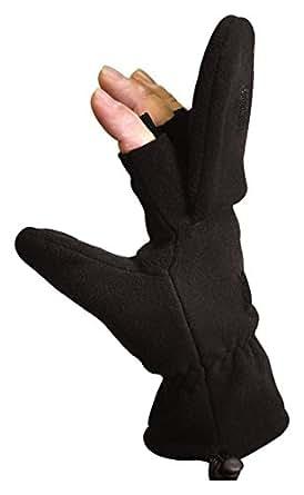 Rothco ロスコ スナイパーグローブ 黒色 4395 US-Sサイズ