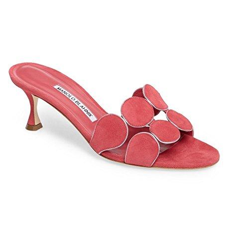 (マノロブラニク) MANOLO BLAHNIK レディース シューズ・靴 サンダル・ミュール Hairibalmu Sandal [並行輸入品]
