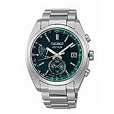 [セイコーウオッチ] 腕時計 アストロン ソーラー電波ライン SBXY011 メンズ シルバー