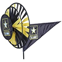 Triple Wind Spinner Armed Forces - Army