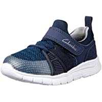 Clarks Boys' Rush Trainers