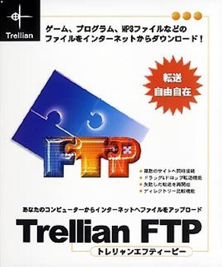 いつでも詳細なサーバントTrellian FTP