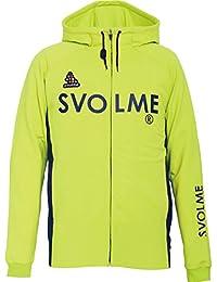 SVOLME(スボルメ) ストレッチロゴジップパーカー 173-48711