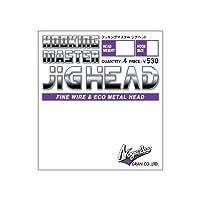モーリス(MORRIS) GRAN Nogales フッキングマスター ジグヘッド #1-1/22oz