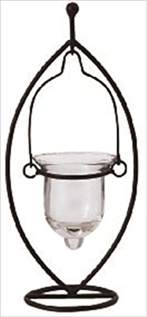 肘掛け椅子はず黒人kameyama candle(カメヤマキャンドル) スウィングスタンド(J1530000)