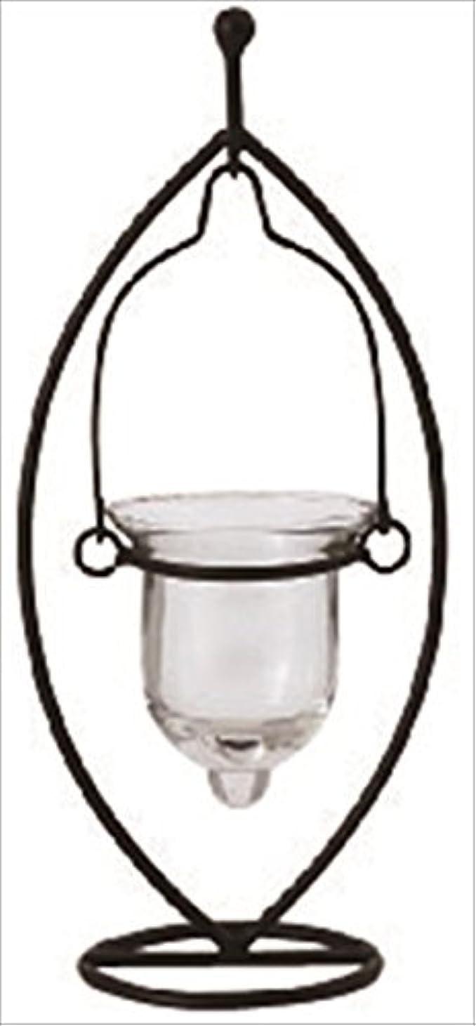 縞模様のウェイター光沢のあるkameyama candle(カメヤマキャンドル) スウィングスタンド(J1530000)