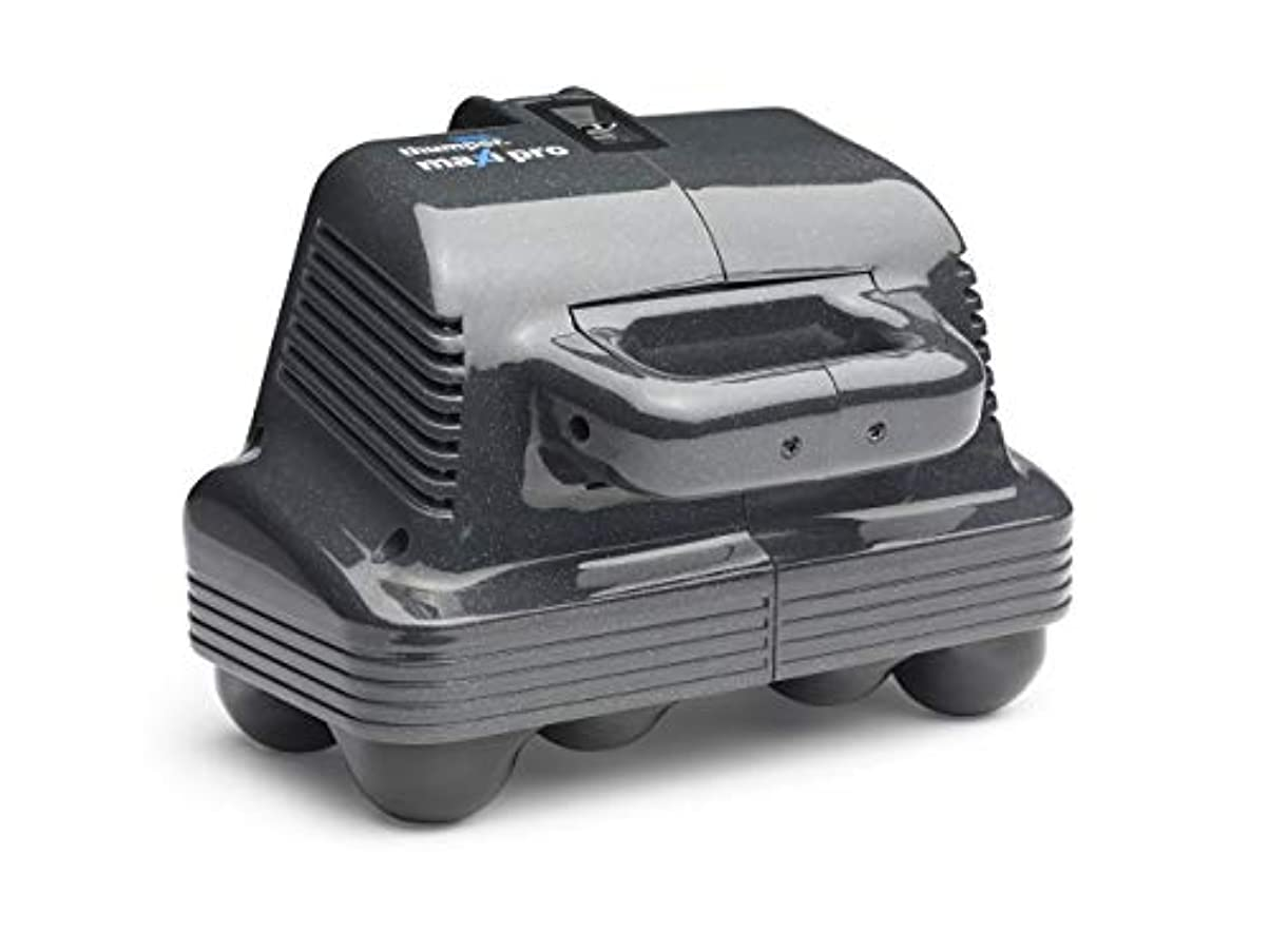 無限大印をつけるインタフェースThumper Maxi Pro プロフェッショナル 電気マッサージャー