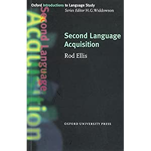 Second Language Acquisition (Oxford Introduction to Language Study Series)