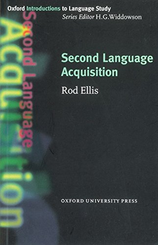 Second Language Acquisition (Oxford Introduction to Language Study Series)の詳細を見る