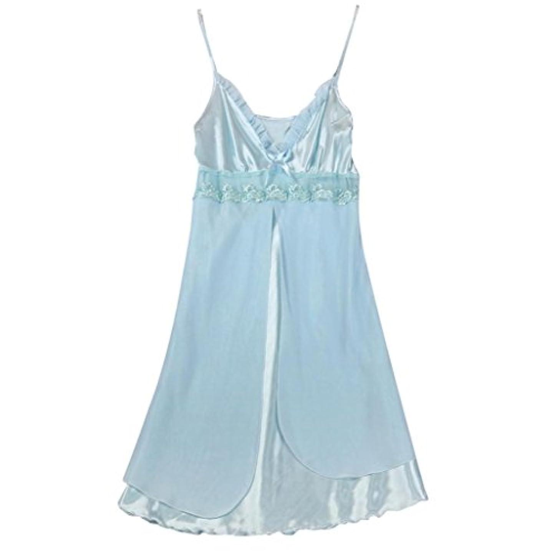 十分に特徴づける噛むランジェリー ファッション女性 セクシーレース 大きいサイズ 寝間着 下着レース ベビードール セット ストラップレース 夜 ドレスセクシー