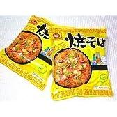 【静岡限定】マルちゃんソース焼きそば5食X6