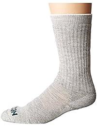 フィルソン Filson メンズ 靴下 ソックス Gray Heather Mdw Traditional Crew Sock [並行輸入品]