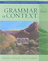 International Student Edition - Grammar in Context Basic