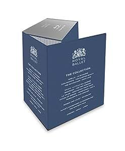 英国ロイヤル・バレエ ザ・コレクションBOX[白鳥の湖、くるみ割り人形、眠れる森の美女、ジゼル他 Blu-ray15枚組](ロイヤル・チャーター60周年記念)