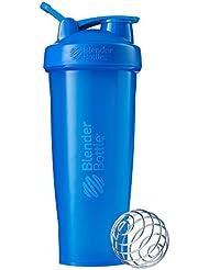 BlenderBottle Classic Shaker Bottle 32-Ounce Loop Top ブルー LYSB01M1CV6MM-SPRTSEQIP