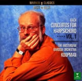 バッハ:チェンバロ協奏曲全集1