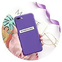 ソーシャルメディアは、iPhone 8 Xのための精神的な健康電話ケースソフトシリコン裏表紙、19003,19000,ForiPhone8
