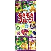 明治 もぎもぎフルーツグミ 22g×10袋