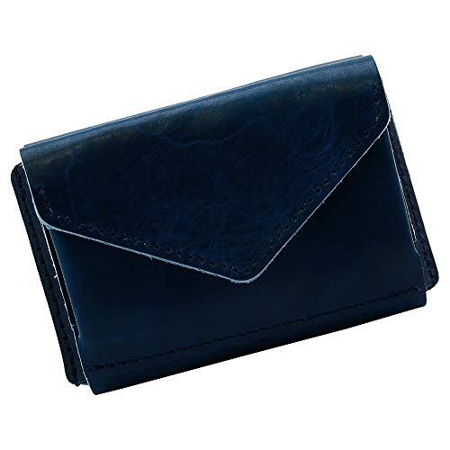 52dd3a421a99 アジリティアッファ(AGILITY affa)『ナノウォレット』ミニ財布 小さい財布 極小財布 本革 コンパクト ミニマリスト ミニマル