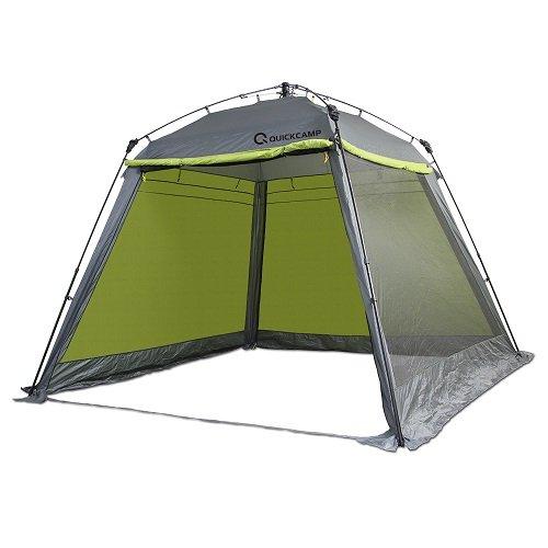 クイックキャンプ ワンタッチ スクリーンタープ 3m フルクローズ アウトドア ワンタッチタープ タープテント QC-ST300 ALST-300